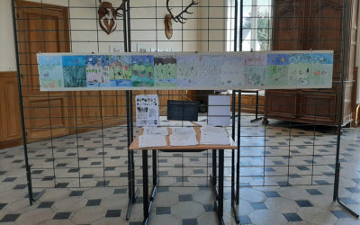 Atelier pédagogique école primaire de Mareau-aux-Prés
